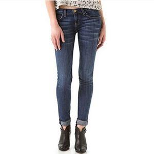 Current Elliot Rolled Skinny Jeans Sz 25